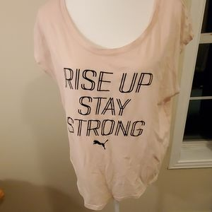 Puma Rise up Tee